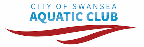 City Of Swansea Aquatic Club Logo
